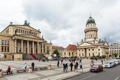 Berlin: Gendarmenmarkt Stock Photos