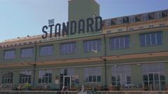 Jazz club The Standard Stock Footage