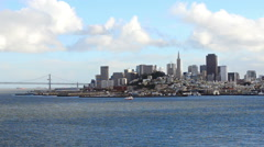 Downtown San Francisco Stock Footage