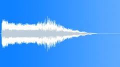 Bell horn stop alert - sound effect