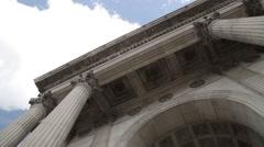 Wellington Arch. Hyde Park Corner, London - 1080HD Stock Footage