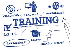 Training, coaching - stock illustration