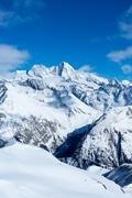 Grossglockner Mountain, Austria - stock photo