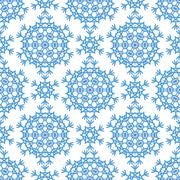 Seamless Texture on White. Element for Design. - stock illustration