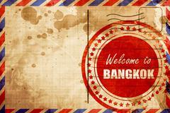 Welcome to bangkok Piirros