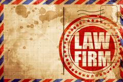 Law firm Stock Illustration