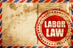 Labor law Stock Illustration