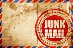 Junk mail Stock Illustration