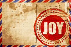 joy - stock illustration