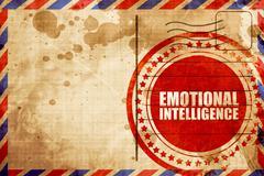 Emotional intelligence Stock Illustration