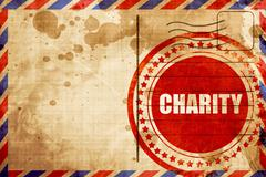 Charity Stock Illustration