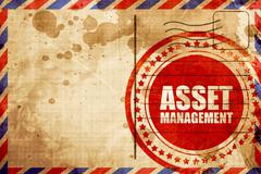 Asset management Stock Illustration