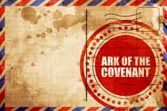 ark of the covenant - stock illustration