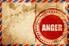 Anger Stock Illustration
