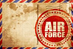 Air force Stock Illustration