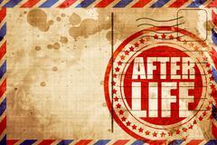 Afterlife Stock Illustration