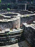 Spanish Fort Ruin at Intramuros Manila Kuvituskuvat