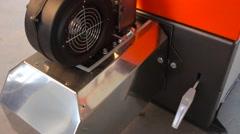 Heat boiler Stock Footage