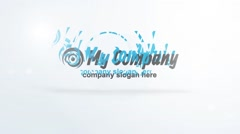 Logo Reveal Hub - stock after effects