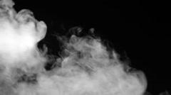 (8) Smoke Asset HD Arkistovideo