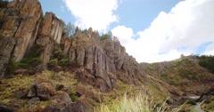 Scenery PERU: Cumbe Mayo, Cajamarca, Peru Stock Footage