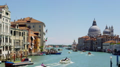 Canale Grande Venice Italy in UHD Stock Footage