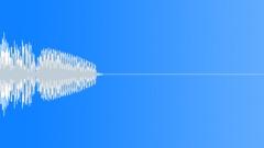 Futuristic Sub Tech Hit 02 - sound effect
