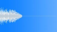 Futuristic Sub Tech Hit 04 - sound effect