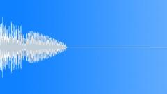Futuristic Sub Tech Hit 06 - sound effect