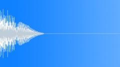 Futuristic Sub Tech Hit 08 - sound effect