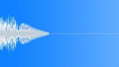 Futuristic Sub Tech Hit 10 - sound effect