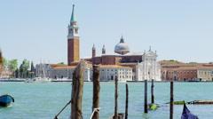 Venice Still Life in UHD Stock Footage