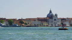 Venice View Italy in UHD Stock Footage