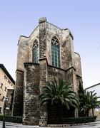 Church of Santa Margarita, Palma, Majorca, Spain - stock photo