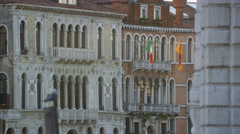 Palace in Venice Italy in UHD Stock Footage