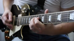 Country guitar Stock Footage