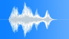 Gentle male panic sound Sound Effect