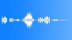 Deep alien voice talking - sub freq 10 - sound effect
