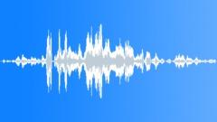 Deep alien voice talking - sub freq 11 - sound effect