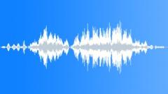 Deep alien voice talking - sub freq 17 Sound Effect