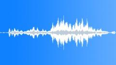 Deep alien voice talking - sub freq 27 - sound effect
