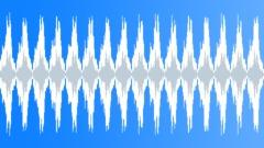 Double quiet space alarm Sound Effect