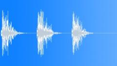 Entrance house door slam 01 - 1 bit dsdiff Sound Effect