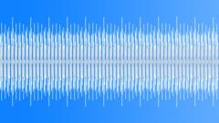 Heartbeat with ultrasound machine beep - sound effect