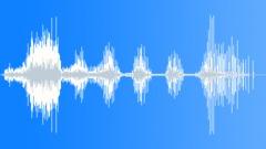 Lurking beast growl 09 Sound Effect