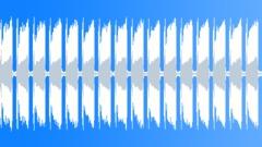 Slow double alarm 02 - sound effect