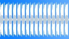 Slow double alarm 03 - sound effect