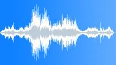 Strange sub bass sound texture Sound Effect