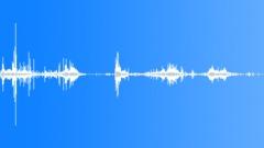 Footsteps on a melting snow 04 - 1-bit dsd Sound Effect