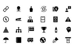Business Vector Icons Pack - stock illustration